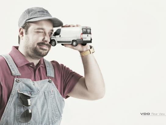VDO Print Ad -  Van
