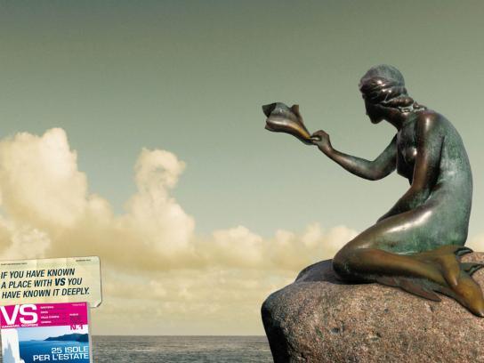 VS Print Ad -  Denmark
