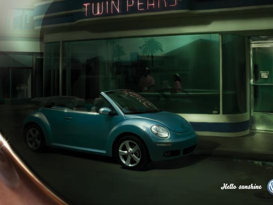 Volkswagen Print Ad -  Shades