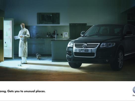 Volkswagen Print Ad -  Kitchen