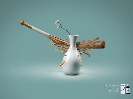 BIRM Print Ad -  Vase