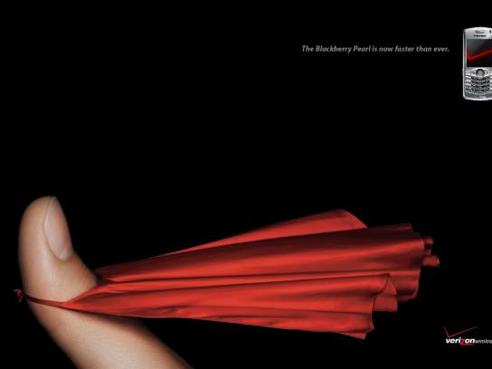 Verizon Print Ad -  Cape