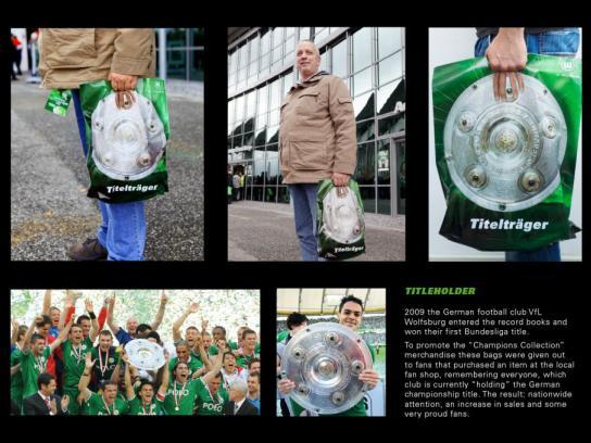 VfL Wolfsburg Direct Ad -  Note