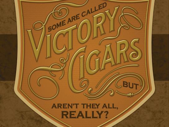 Memphis Tobacco Bowl Print Ad -  Victory Cigar