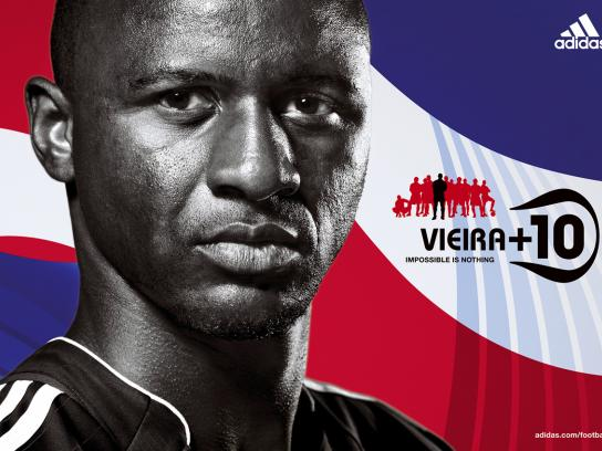 Impossible is nothing, Vieira