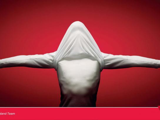 Virgin Print Ad -  World Cup Sponsorship