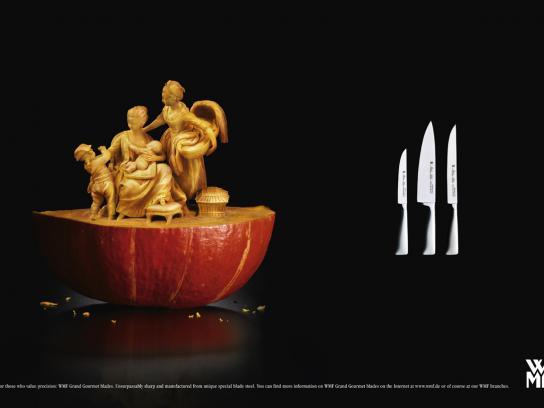 WMF Print Ad -  For those who value precision, 1