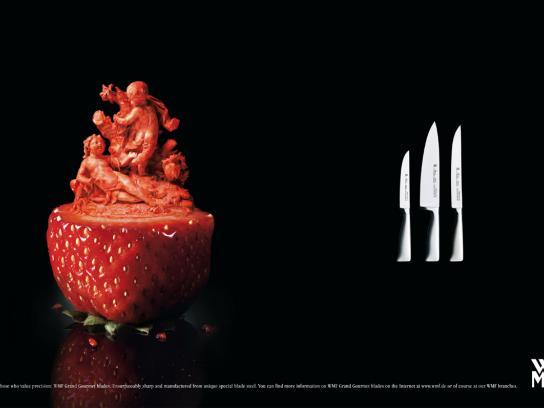 WMF Print Ad -  For those who value precision, 2