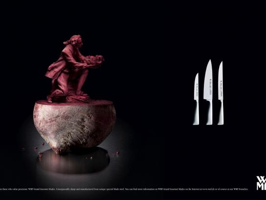 WMF Print Ad -  For those who value precision, 6