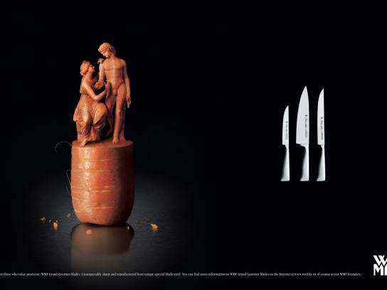 WMF Print Ad -  For those who value precision, 7