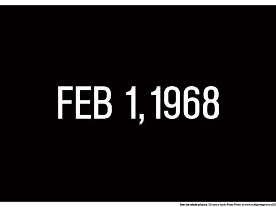 Important Dates - Feb 1, 1968