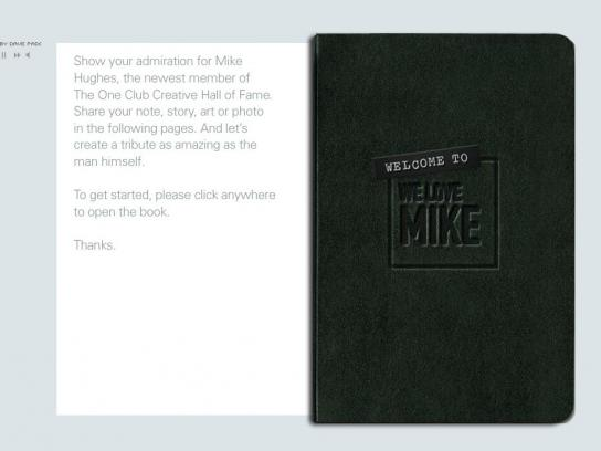 The Martin Agency Digital Ad -  We all love Mike