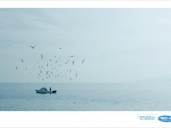 Whistler Print Ad -  Ocean