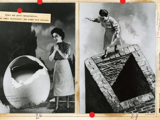 Lasar Segall Print Ad -  Women