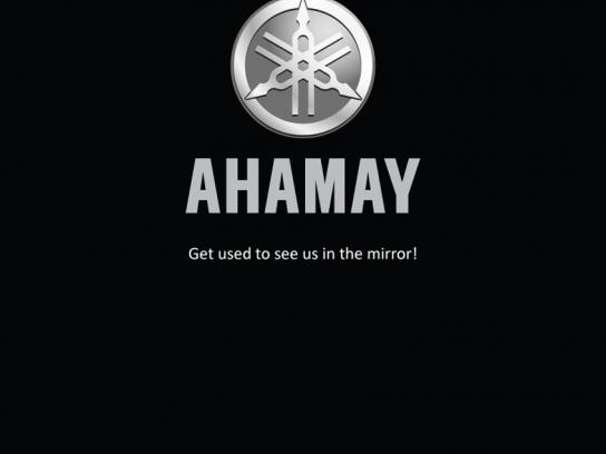 Romanian Traffic Police Print Ad -  Yamaha