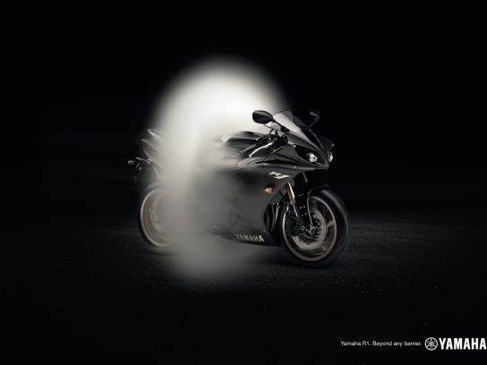 Yamaha Print Ad -  Bang