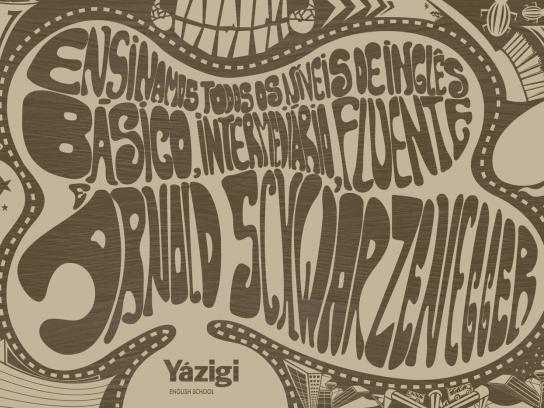 Yazigi Print Ad -  Arnold