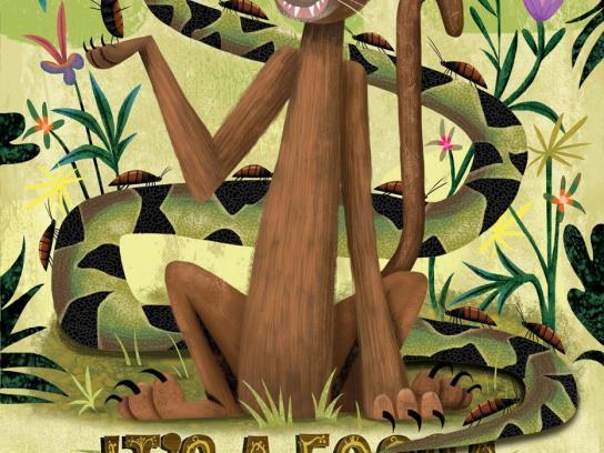 Hogle Zoo Print Ad -  Crap