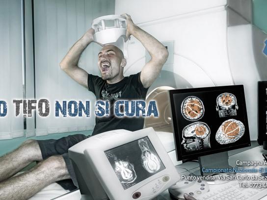 AB Latina Print Ad -  Brain