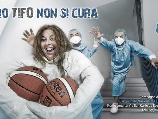 AB Latina Print Ad -  Crazy