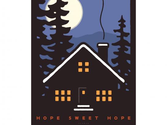 The American Cancer Society Print Ad -  Micheal Schwab