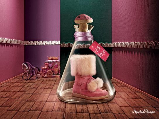 Ayakkabı Dünyası Print Ad -  Love Potion, 3