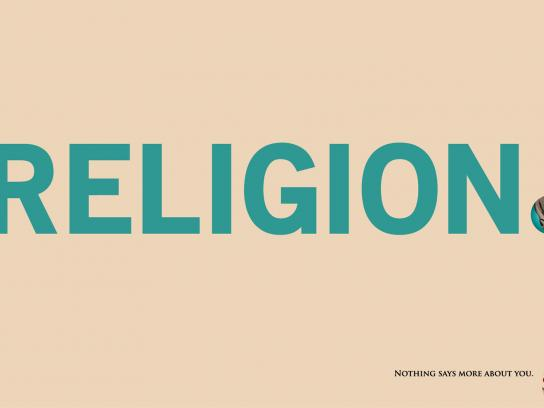Soul Tattoo & Piercing Print Ad -  Religion