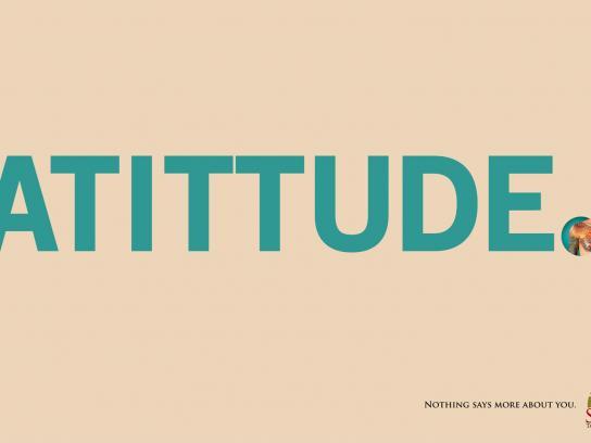 Soul Tattoo & Piercing Print Ad -  Attitude