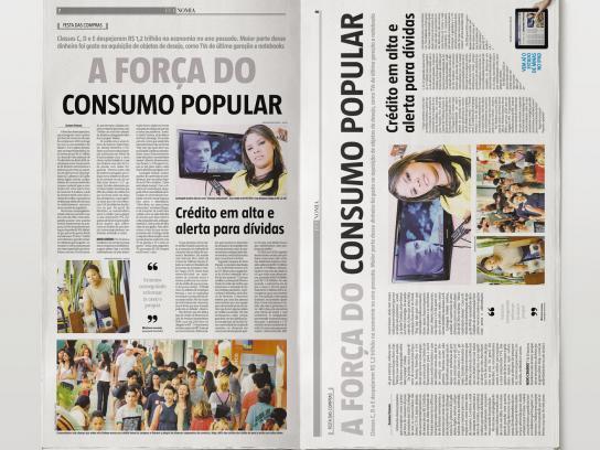 Estado de Minas Print Ad -  iPad, 2