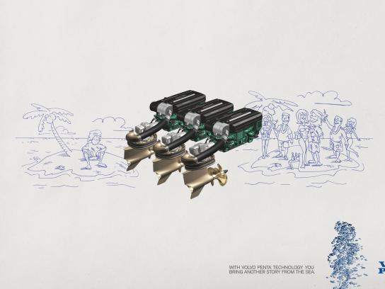 Volvo Print Ad -  Story, 1