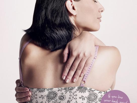 Orthocrin Print Ad -  Woman