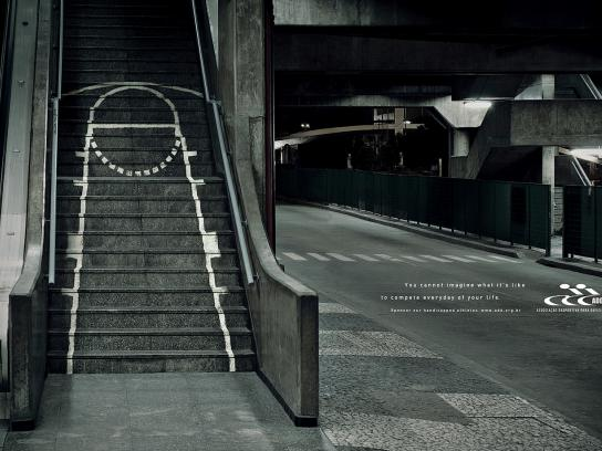 ADD Print Ad -  Stairs, 2