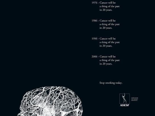 ADESF Print Ad -  Cancer