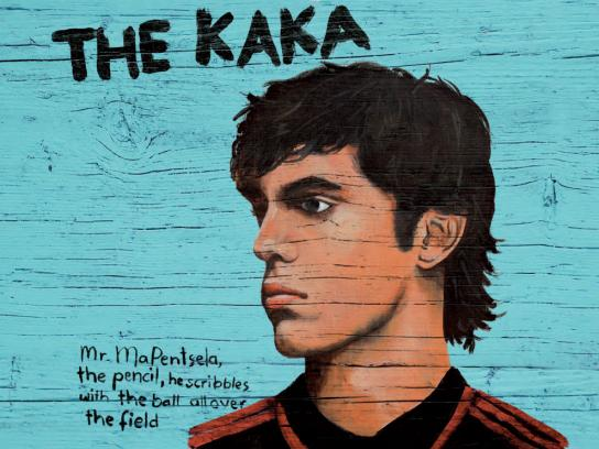 Adidas Outdoor Ad -  The Kaka