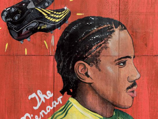Adidas Outdoor Ad -  The Pienaar