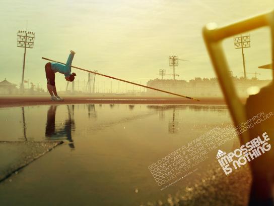 Adidas Print Ad -  Gold, 3