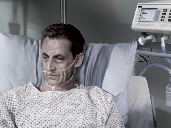 ADMD Print Ad -  Sarkozy