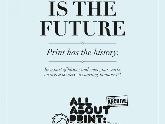 AdPrint Print Ad -  Web 3.0