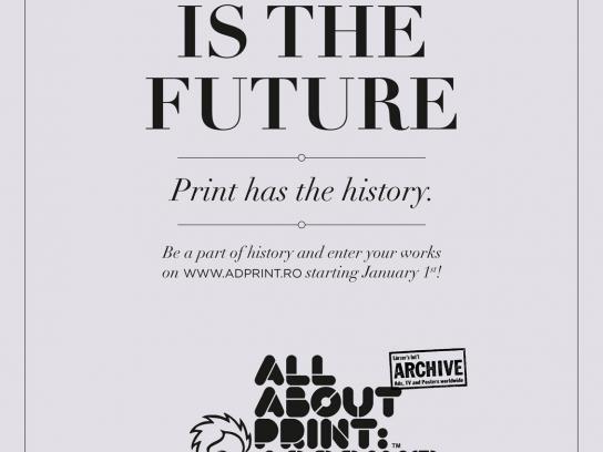 AdPrint Print Ad -  SEO