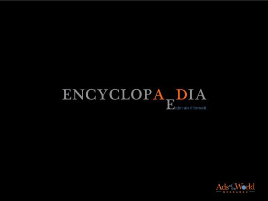 Ads of the World Print Ad -  Encyclopaedia
