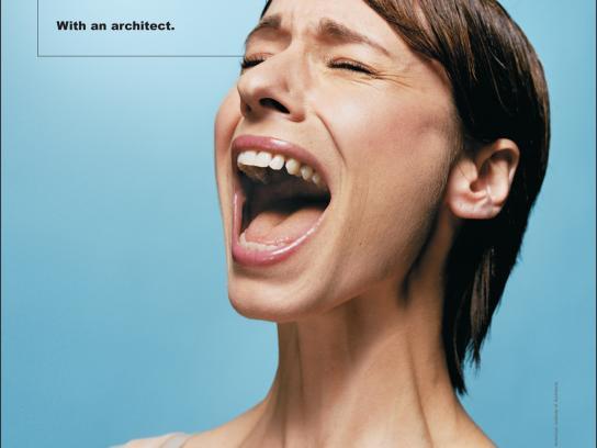 AIA Print Ad -  Scream