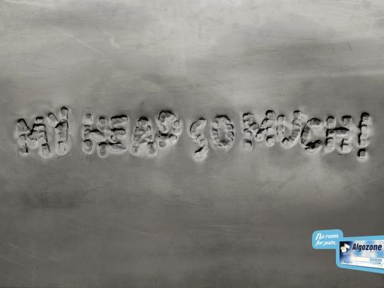 Algozone Print Ad -  Head