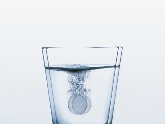Alka Seltzer Print Ad -  Double Vision