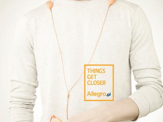 Allegro Print Ad -  Earphones