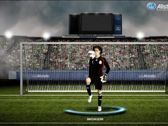 Allstate Digital Ad -  Football