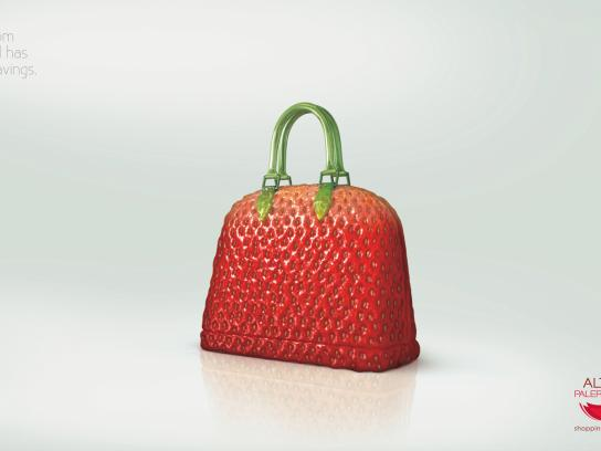 Alto Palermo Print Ad -  Handbag