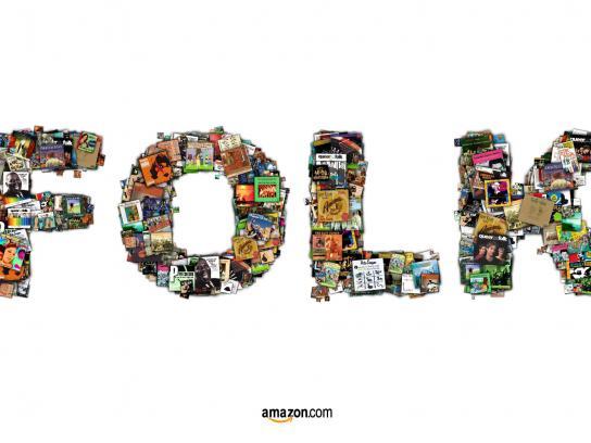 Amazon Print Ad -  Folk
