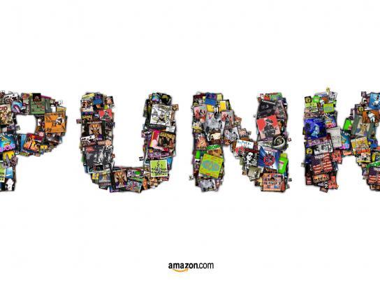 Amazon Print Ad -  Punk