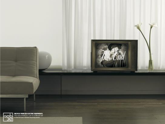 amb3e Print Ad -  Zorro