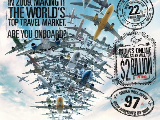 Asian Marketing Effectiveness Awards Print Ad -  Travel